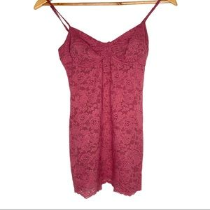 Wilfred Dusty Rose Lace Camisole X-Small